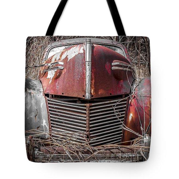 Mercury 8 Tote Bag