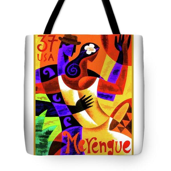 Merengue Tote Bag