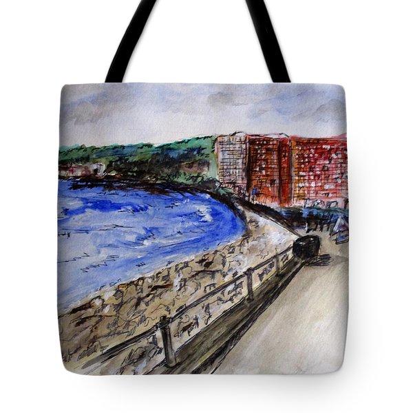 Mergelina Way Napoli Tote Bag