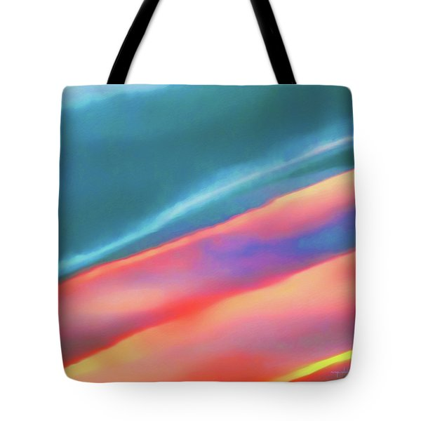 Merging Tote Bag