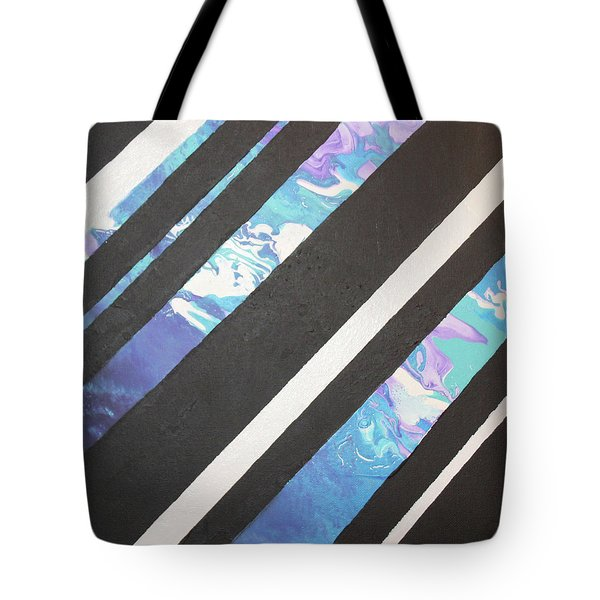 Mermaid Views Tote Bag by Cyrionna The Cyerial Artist