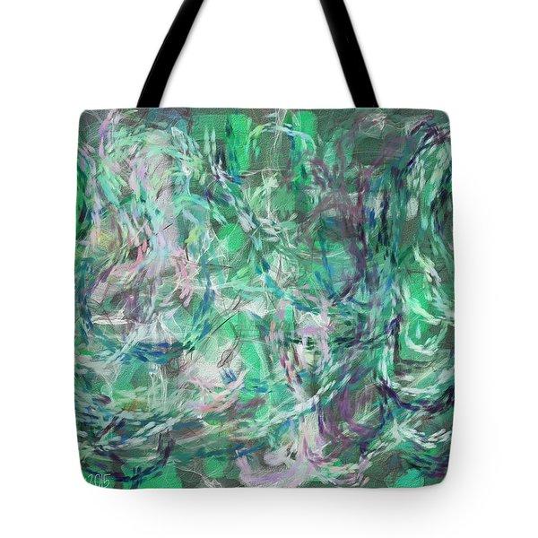 Mermaids Song Tote Bag
