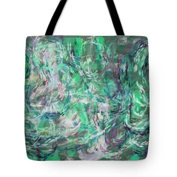 Mermaids Song Tote Bag