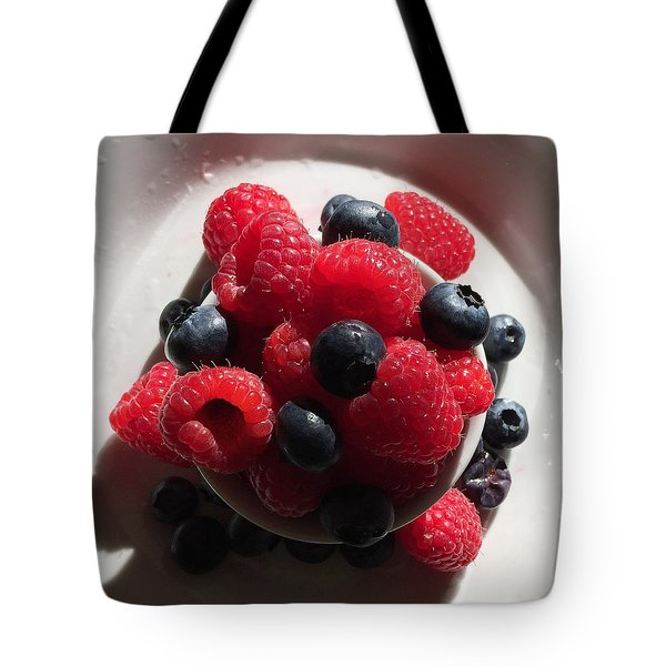Merry Berry Tote Bag