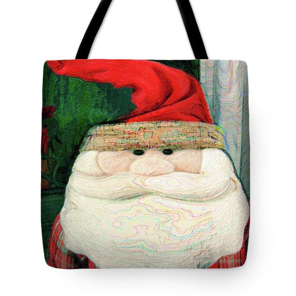 Merry Christmas Art 14 Tote Bag