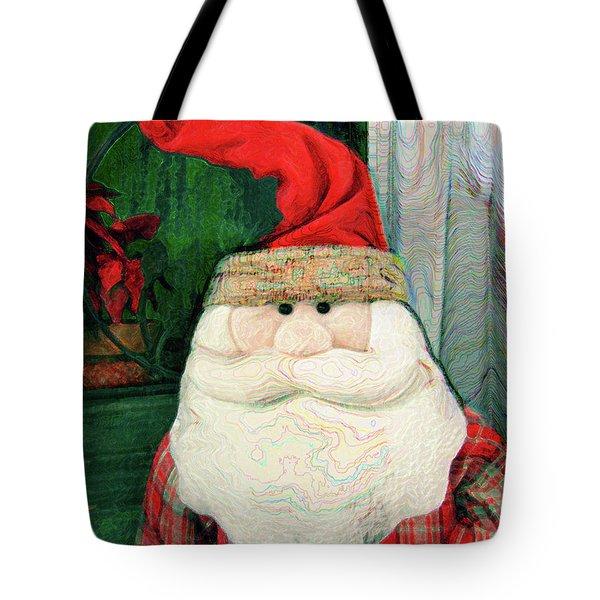 Merry Christmas Art 15 Tote Bag