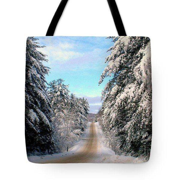Merry Christmas,happy Holidays Tote Bag by Elfriede Fulda