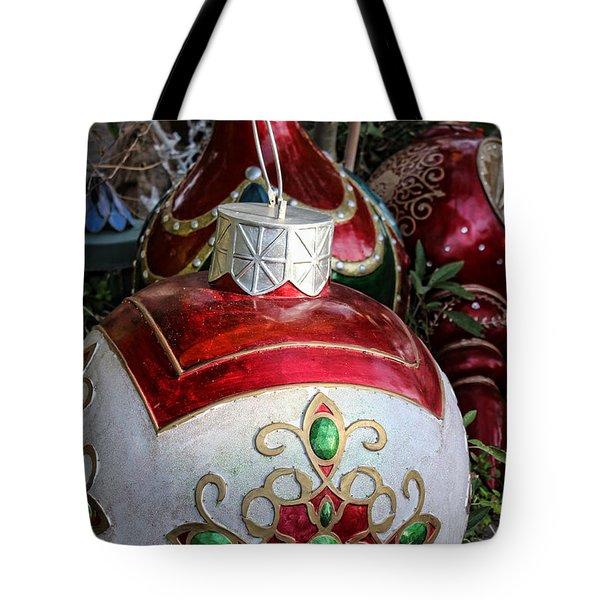 Merry Joyful Christmas Tote Bag
