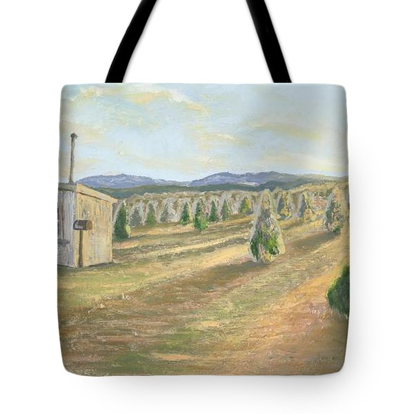 Merry Valley Tote Bag