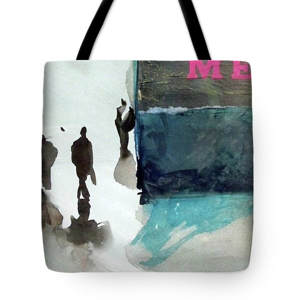 Mervy Tote Bag by Ed Heaton