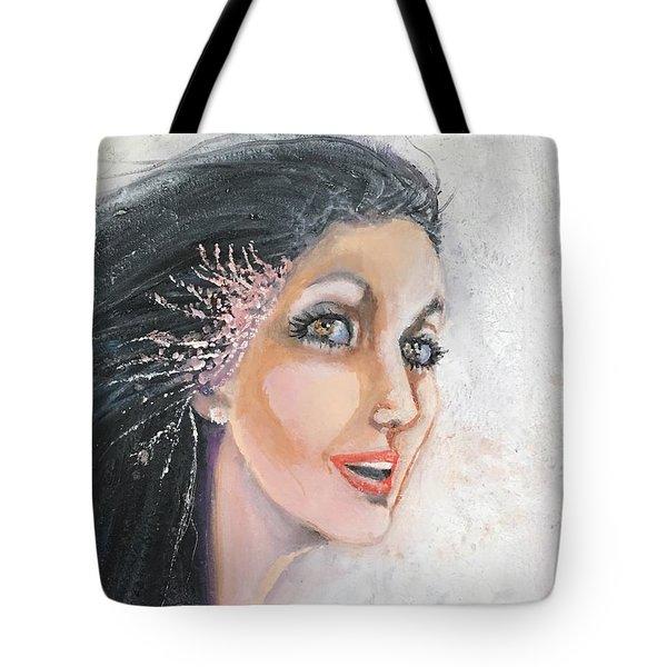 Meryl Tote Bag