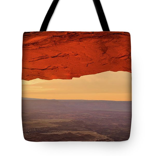 Mesa Rising Right Tote Bag