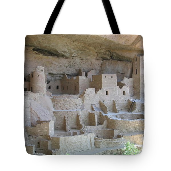 Mesa Verde Community Tote Bag by Gary Baird