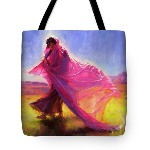 Mesa Walk Tote Bag