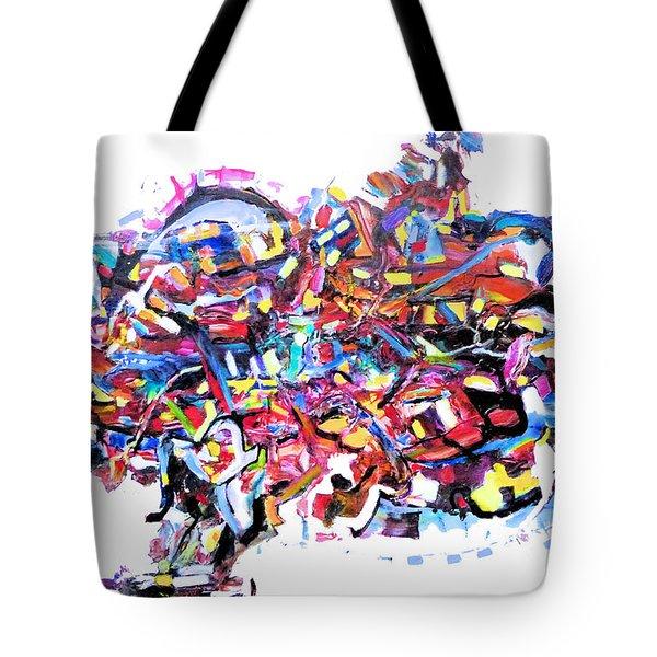 Mescalito Speedboat Tote Bag