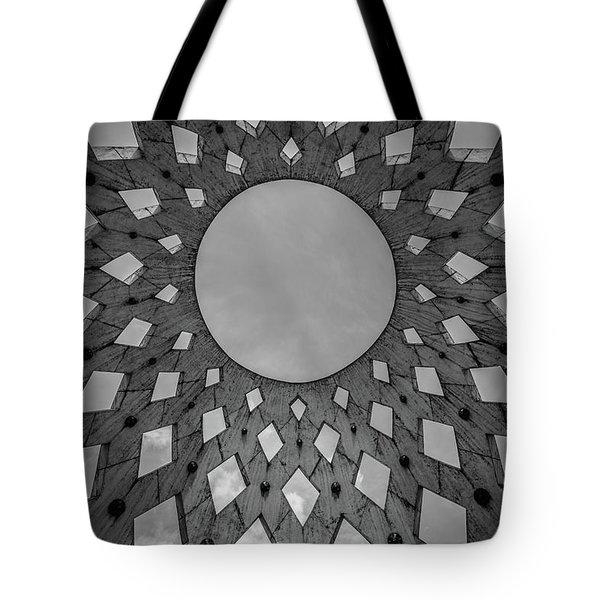Mesh #1 Tote Bag