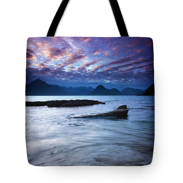 Mesmerized By The Cuillin Tote Bag