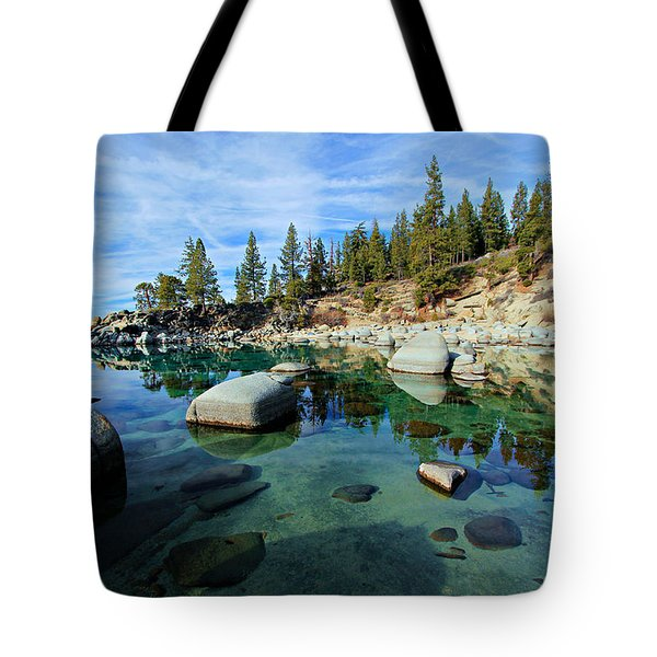 Mesmerized Tote Bag by Sean Sarsfield