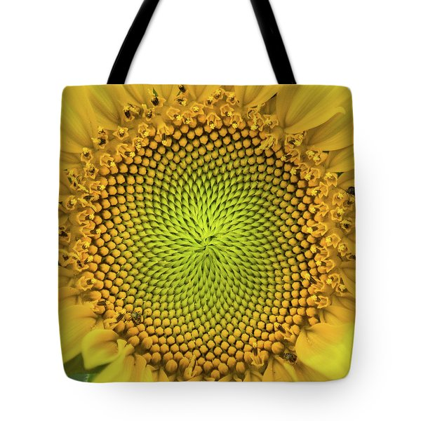 Tote Bag featuring the photograph Mesmerizing by Bill Pevlor