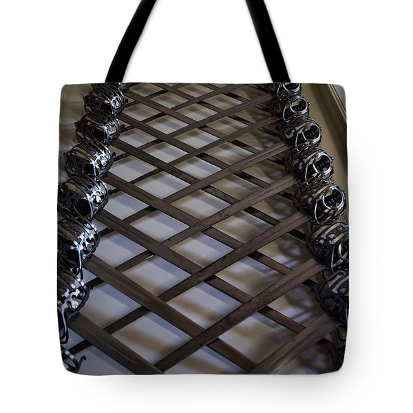 Mesmerizing Swords Tote Bag
