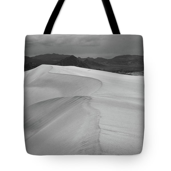 Mesquite Dunes - Death Valley - 2015 Tote Bag