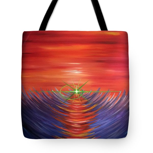 Message In A Bottle #2 Tote Bag