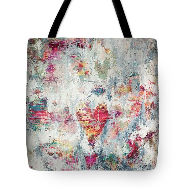 Messy Love Tote Bag