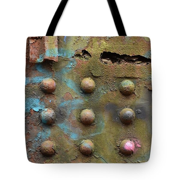 Metal Heads Tote Bag