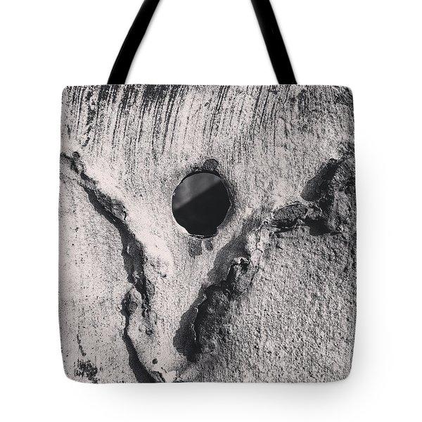Metal Horse Tote Bag