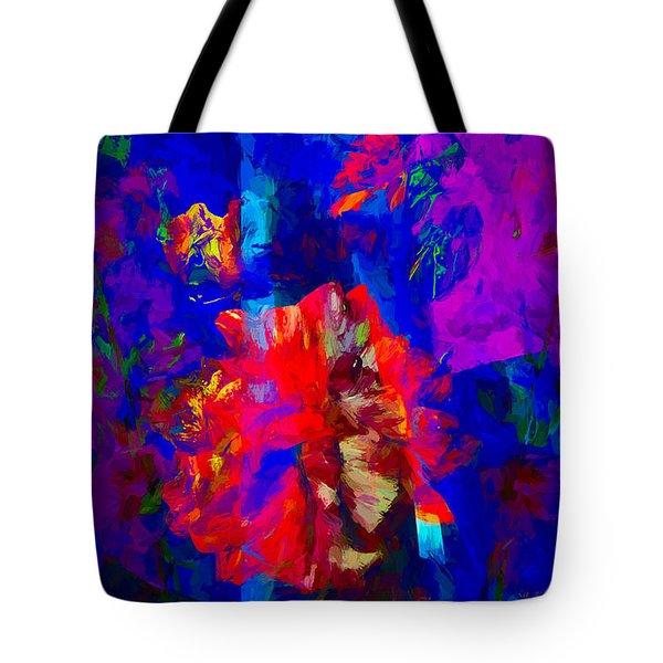 Metalphorea#2 Tote Bag by Karo Evans