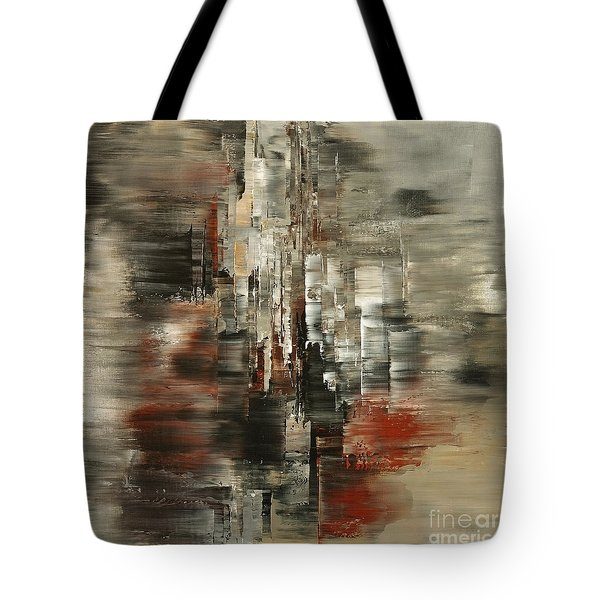 Metals And Magnetism Tote Bag