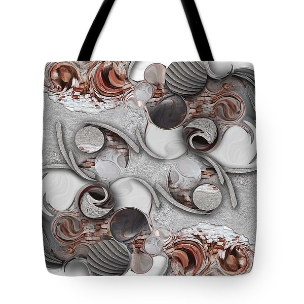 Metamorphosis And Approach Tote Bag
