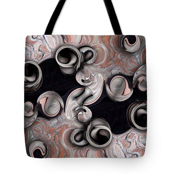 Metamorphosis And Echo Tote Bag