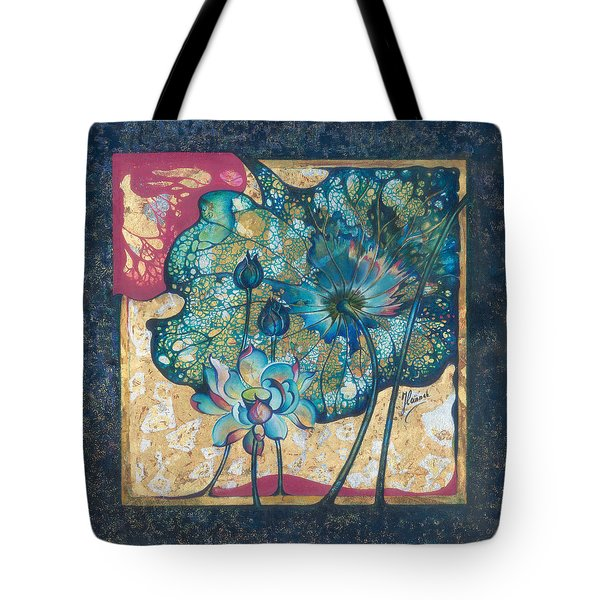 Metamorphosis Tote Bag by Anna Ewa Miarczynska