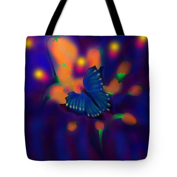 Metamorphosis Tote Bag by Latha Gokuldas Panicker