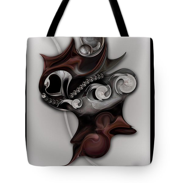 Metaphysical Feeling Tote Bag by Carmen Fine Art