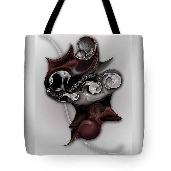 Metaphysical Feeling Tote Bag