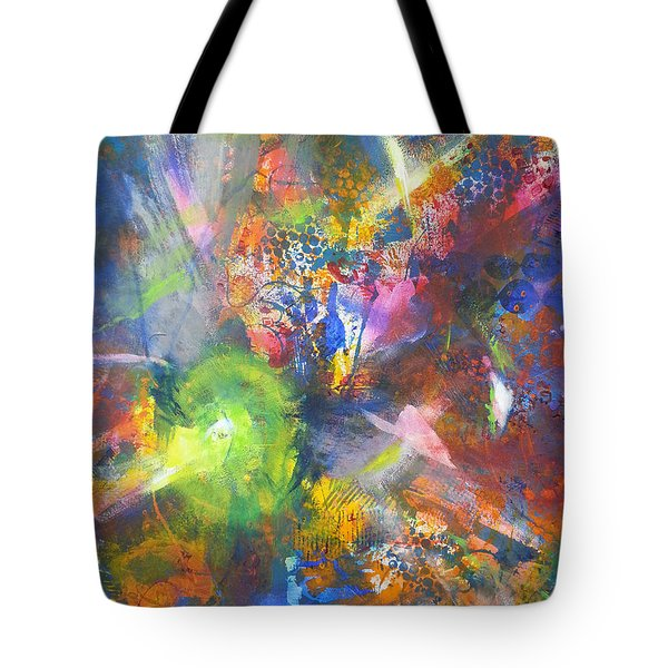 Metatronic Energies Tote Bag