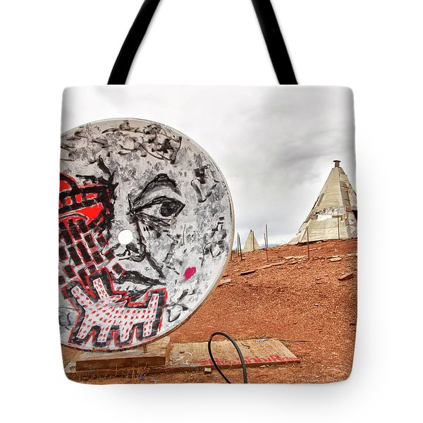 Meteor City Trading Post 11 Tote Bag