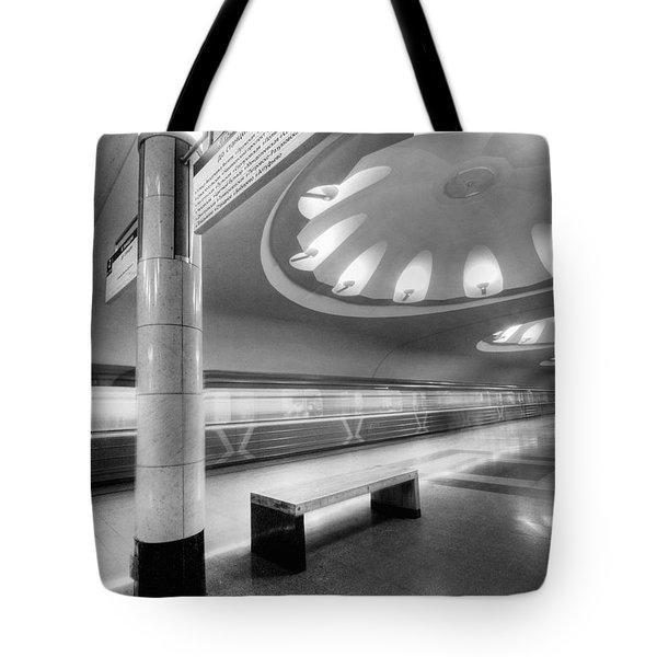 Metro #1591 Tote Bag