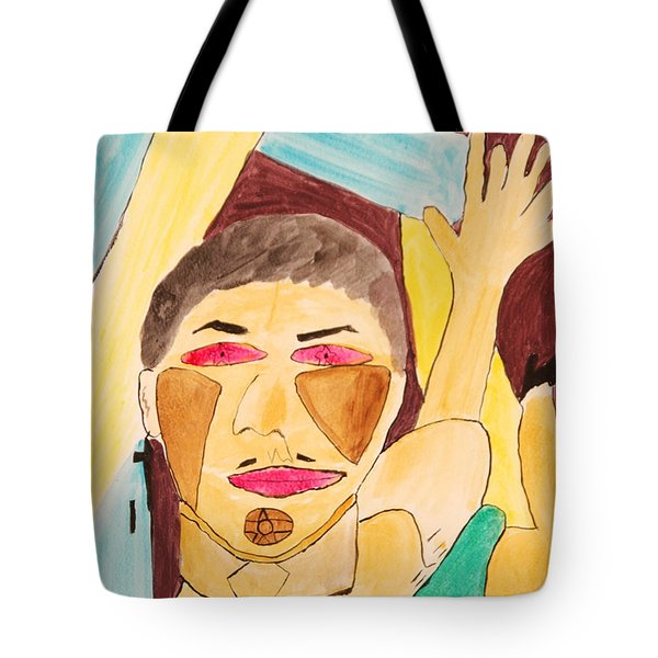 Metro Beauty Tote Bag