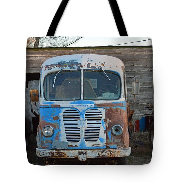 Metro International Harvester Tote Bag