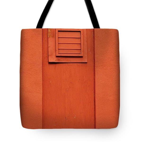 Metro Window Tote Bag by Merrimon Crawford
