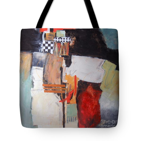 Metropolis Tote Bag by Ron Stephens