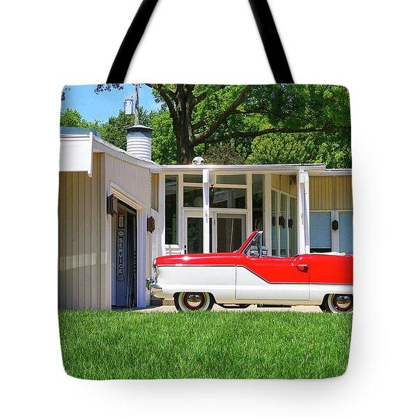 Metropolitan Tote Bag