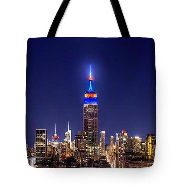 Mets Dominance Tote Bag
