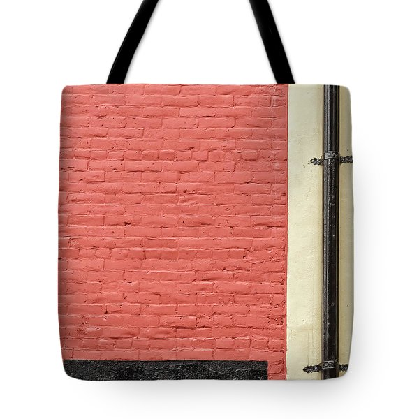 Tote Bag featuring the photograph Mews Spout by Eric Lake