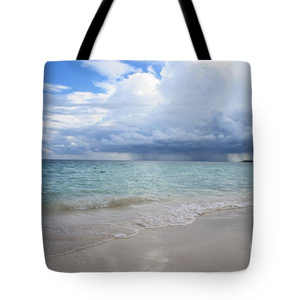 Tote Bag featuring the photograph Mexican Coast by Yuri Santin