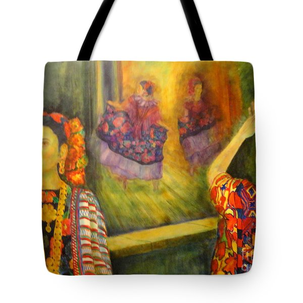Mexican Festival Tote Bag