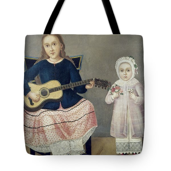 Mexico: Children, C1850 Tote Bag by Granger
